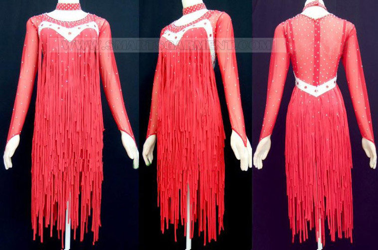 Luxurious Cha Cha clothes