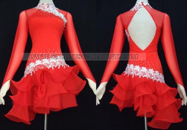 184b01965c07 sell children Cha Cha dance gown exporter | Top ballroom dance ...