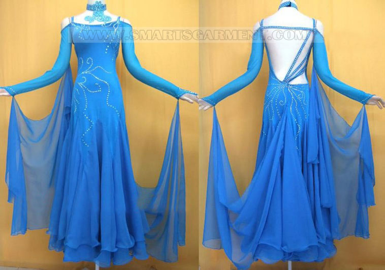 custom made Dancesport gown