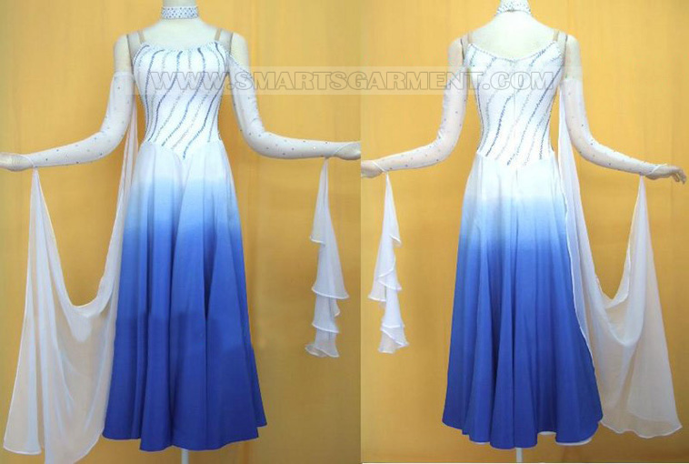 contemporary Dancesport garment