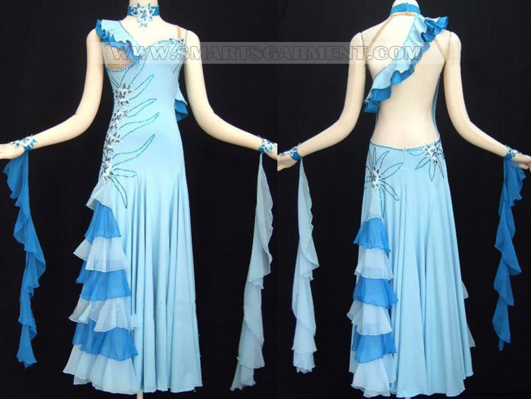 long Dancesport clothes