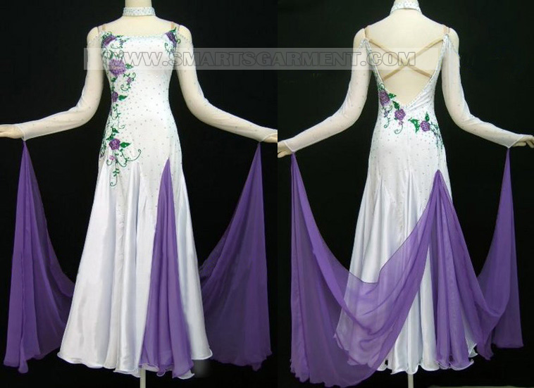 Dancesport gown for competition