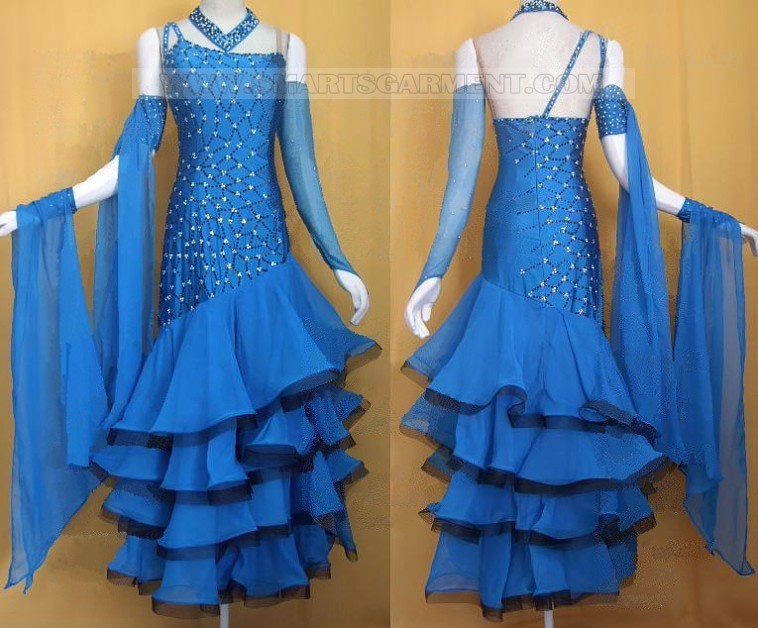 contemporary dance team gown