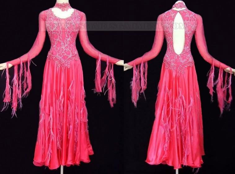 Luxurious dance team apparel
