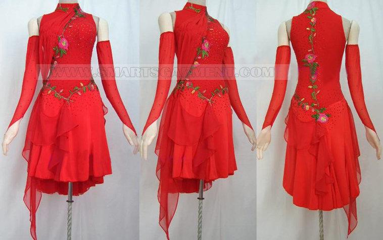 long dance team garment