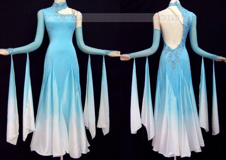casual Modern Dance gown