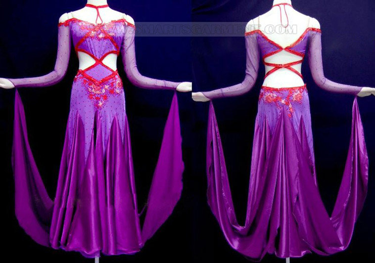 contemporary Modern Dance gown