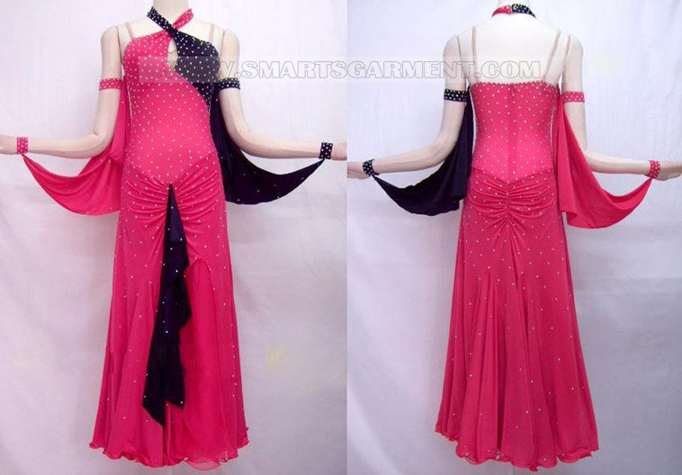 customized Modern Dance gown