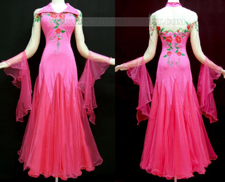 big size Modern Dance clothes