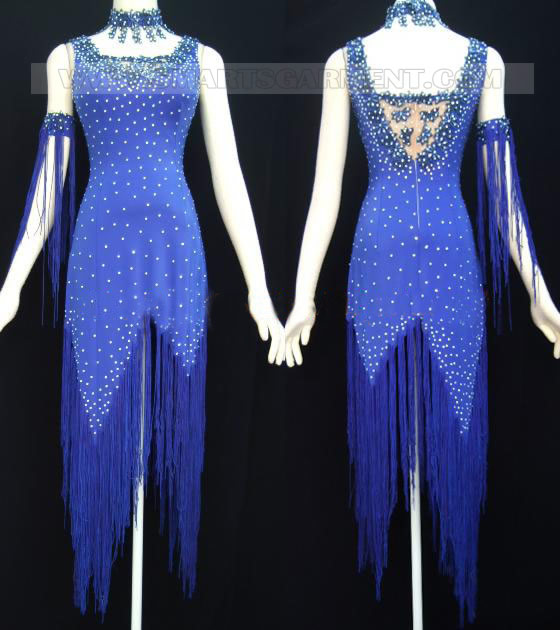 Luxurious Modern Dance apparel