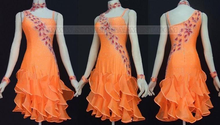 long Modern Dance clothing
