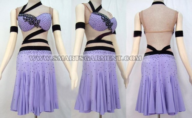big size Performance dance clothes