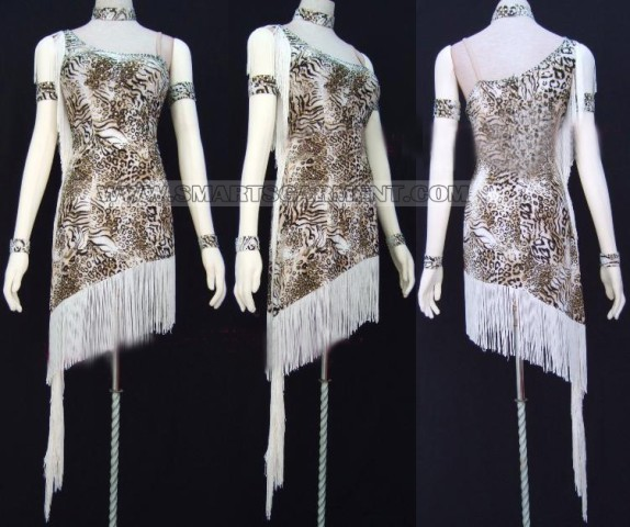 long Performance dance clothing
