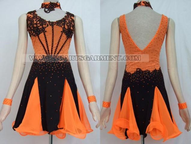short Performance dance garment