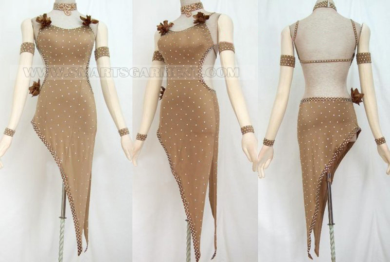 Elegant rumba apparel