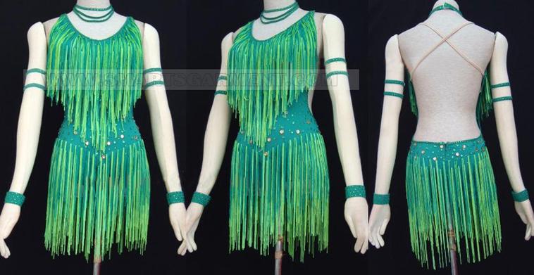 customized rumba clothing