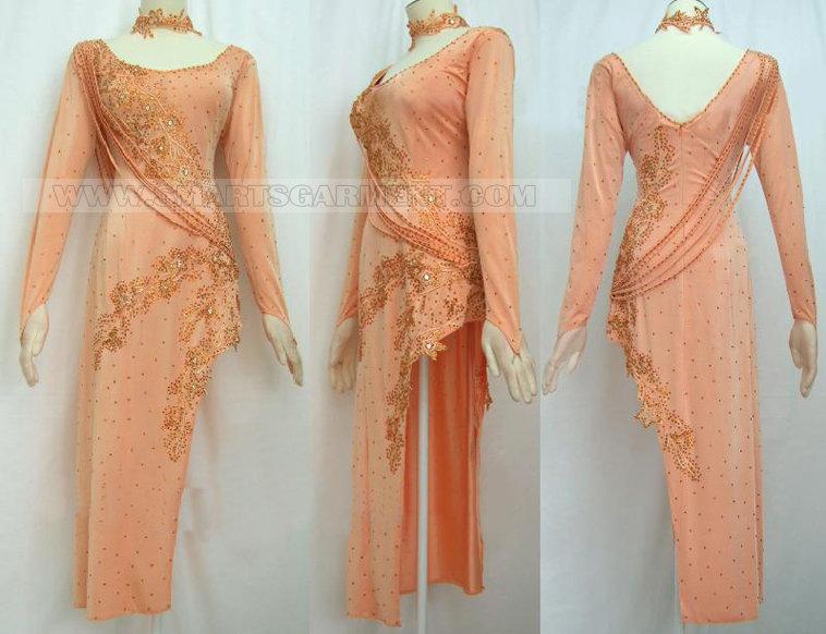 Elegant rumba clothing