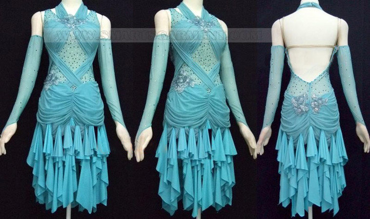 brand new rumba gown