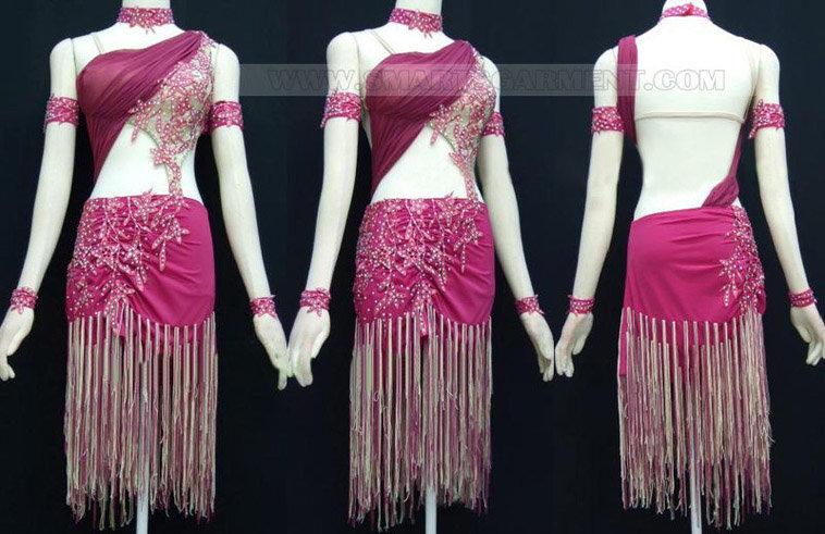 contemporary rumba garment