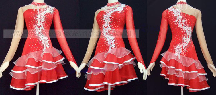 quality rumba dress