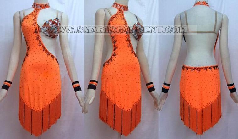 plus size rumba garment
