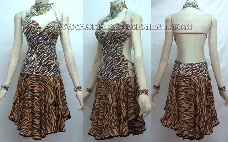Beautiful rumba garment