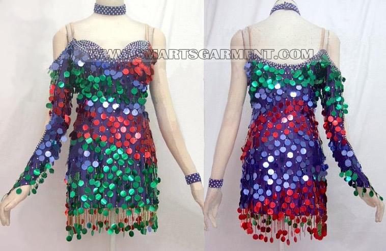 modest rumba apparel