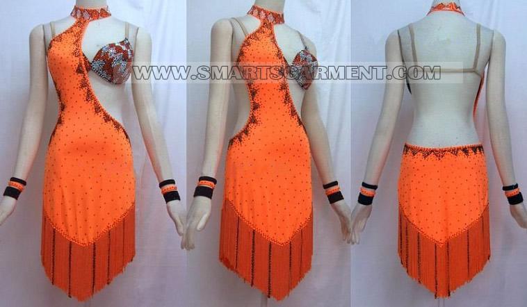 short rumba garment