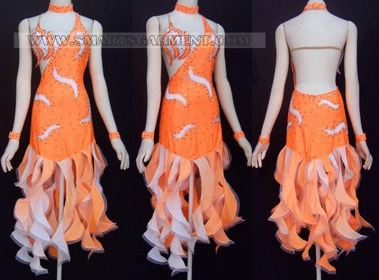 women rumba apparel