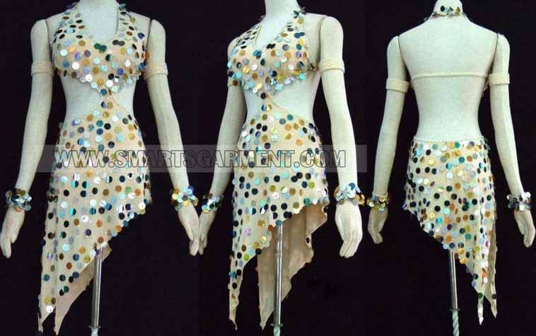 custom made rumba clothes