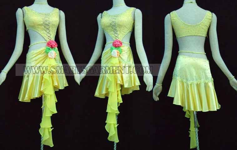 quality rumba clothes