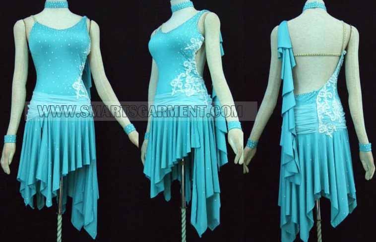 Luxurious rumba clothing