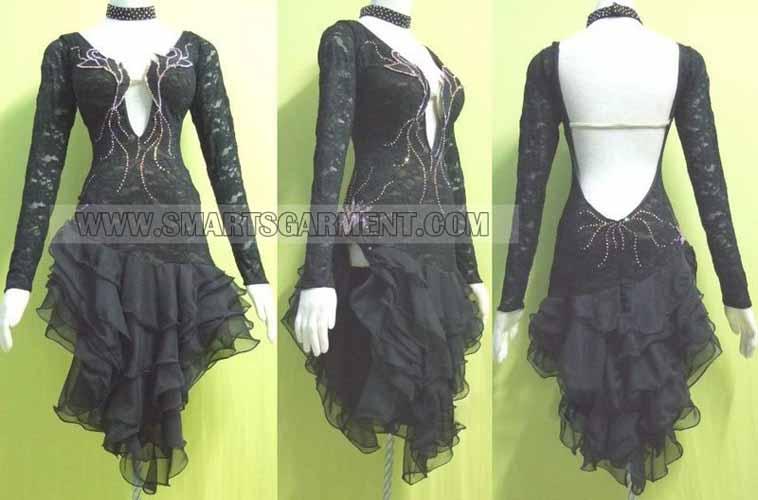 modest rumba clothing