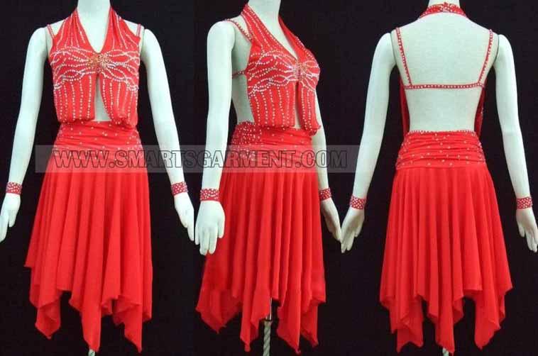 contemporary rumba apparel