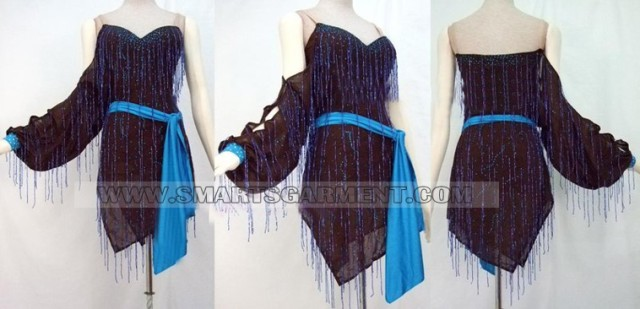 Elegant rumba apparel