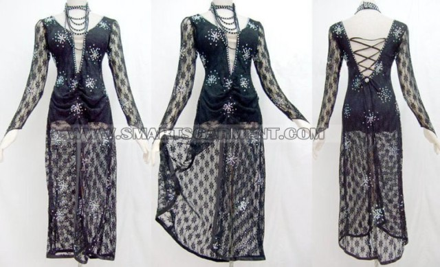 Elegant rumba clothes