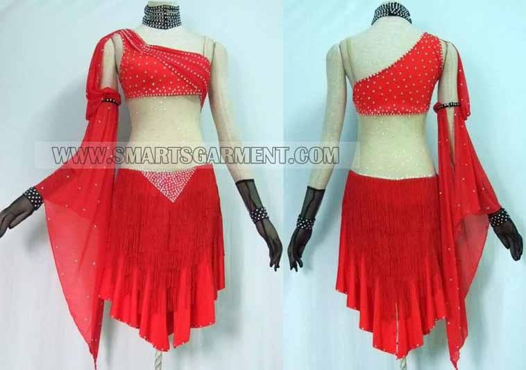 Elegant samba apparel