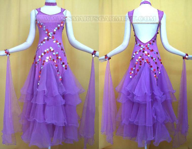 fashion social dance garment