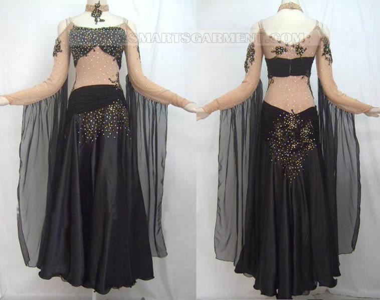 design social dance garment