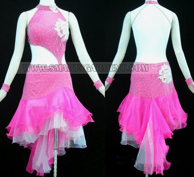 customized social dance apparel