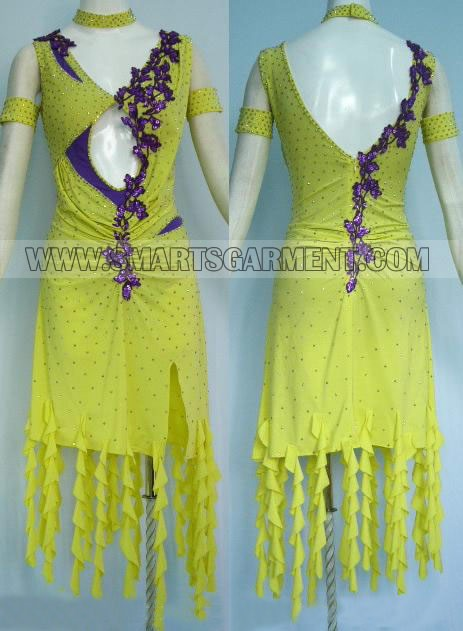 Swing dress for competition