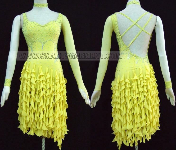 2676b36bc sell women Tango dance dress wholesaler | Top ballroom dance dresses ...