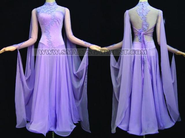 19456a1f0fe6 sell women Viennese Waltz dance gown exporter   Top ballroom dance ...