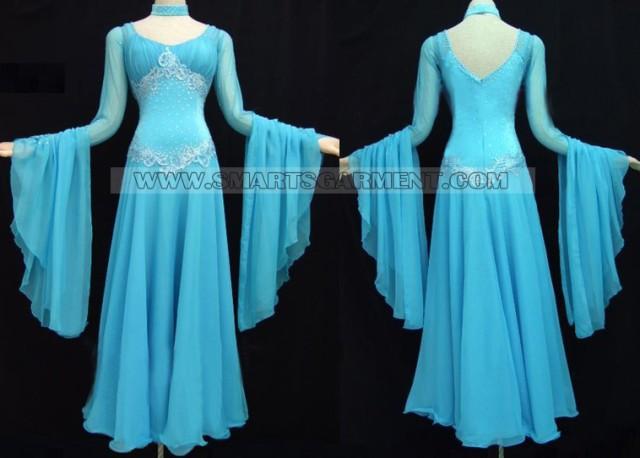 fb342ebf947a retail children Viennese Waltz dance gown exporter | Top ballroom ...