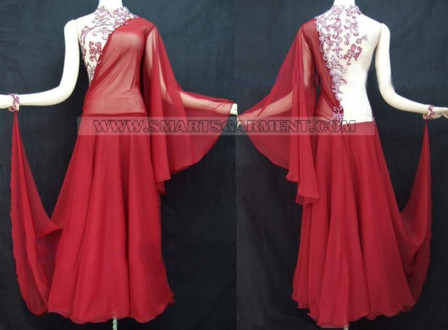 63cbe7ee7018 retail lady Viennese Waltz dance dress exporter   Top ballroom dance ...