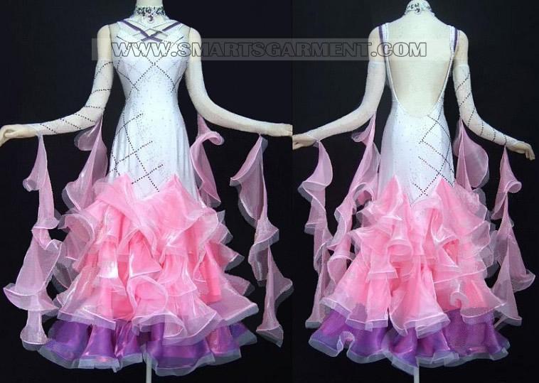 SUKIENKA DO TAŃCA Towarzyskiego STANDARD,sukienki taneczny
