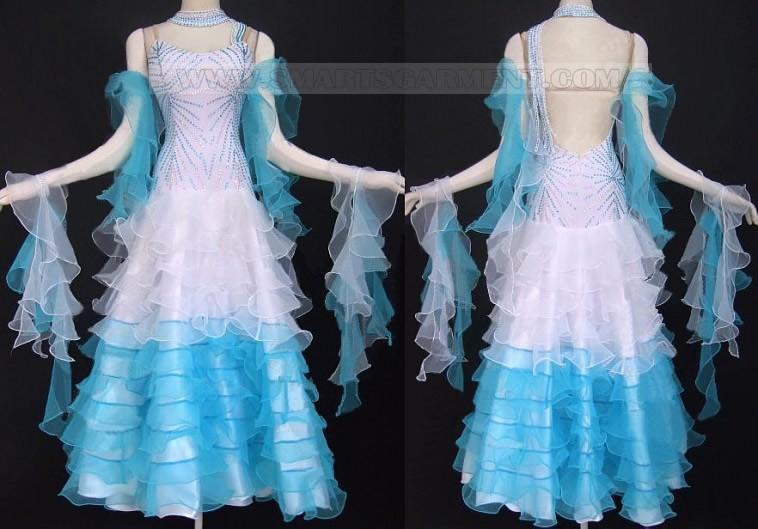 sukienka do standardu,sprzedam suknia do tańca towarzyskiego/wieczorowa