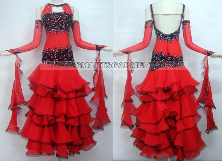 tańce latynoamerykańskie Sukienka ,sprzedam suknia do tańca towarzyskiego/wieczorowa