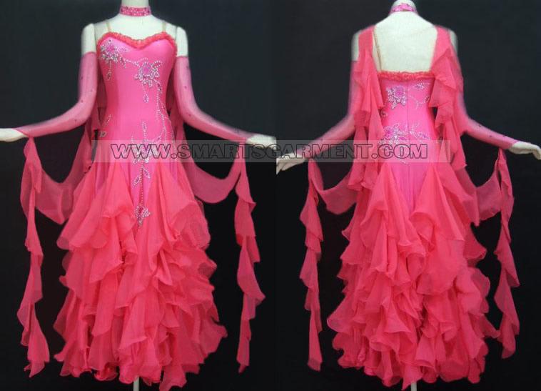 Stroje do tańców latynoamerykańskich,sprzedam suknia do tańca towarzyskiego/wieczorowa