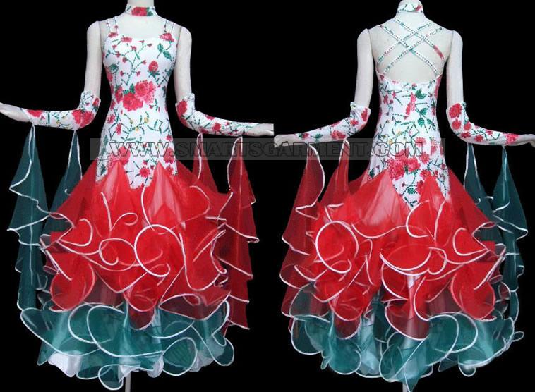 sprzedani sukienkę do tańca towarzyskiego,Sukienka do standardu